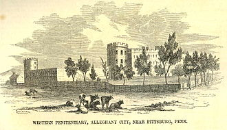 Andrew Fulton (mayor) - Western Penitentiary