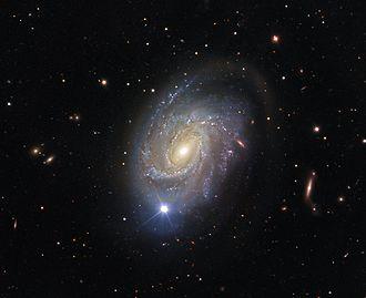 Virgo (constellation) - Image: When Stars Explode NGC 4981