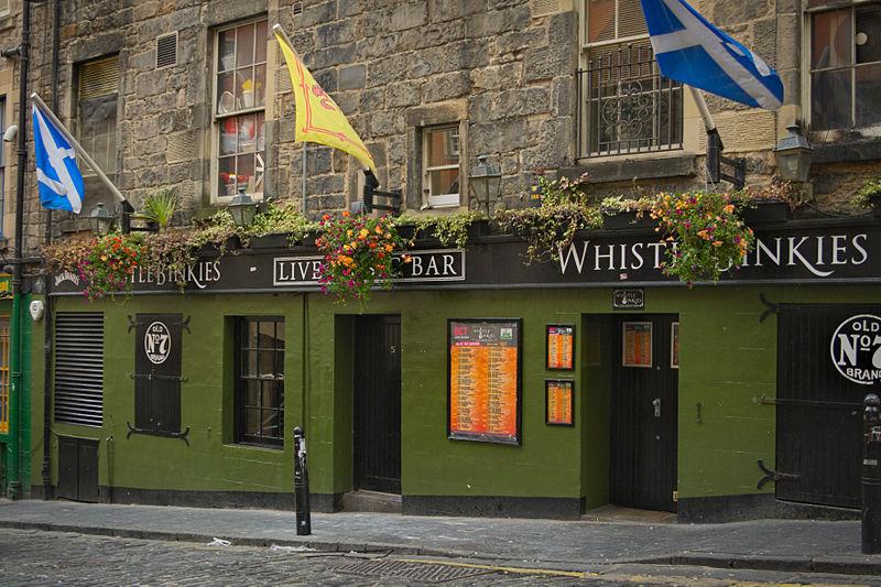 Pubs de Edimburgo