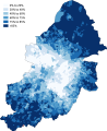 White Birmingham 2011 census.png