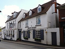 An English town inn