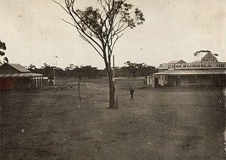 Widgiemooltha, Western Australia Town in Western Australia