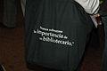 Wikimania 2009 - Nunca Subestimes la importancia de un bibliotecario.jpg