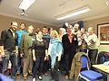 Wikimedia UK Training the Trainers weekend, February 2013 (11).JPG