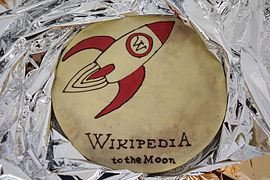 Wikipedia to the Mondkuchen.jpg