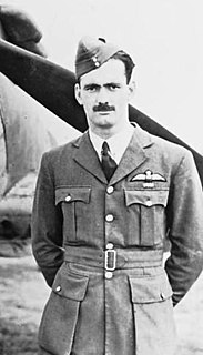 Wilfred Clouston New Zealand Second World War flying ace