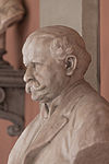 Wilhelm Emil Wahlberg (Nr. 9) - Bust in the Arkadenhof, University of Vienna - 0234.jpg