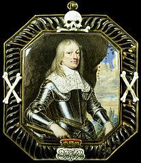 Willem Frederik (1613-64), graaf van Nassau-Dietz, stadhouder van Friesland