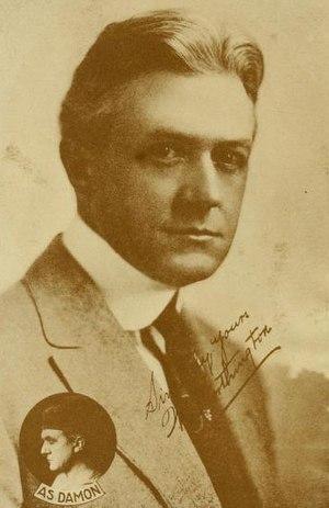 Schauspieler William Worthington