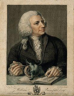 William Bromfeild English surgeon