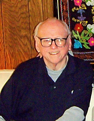 William F. Nolan - William F. Nolan in 2008