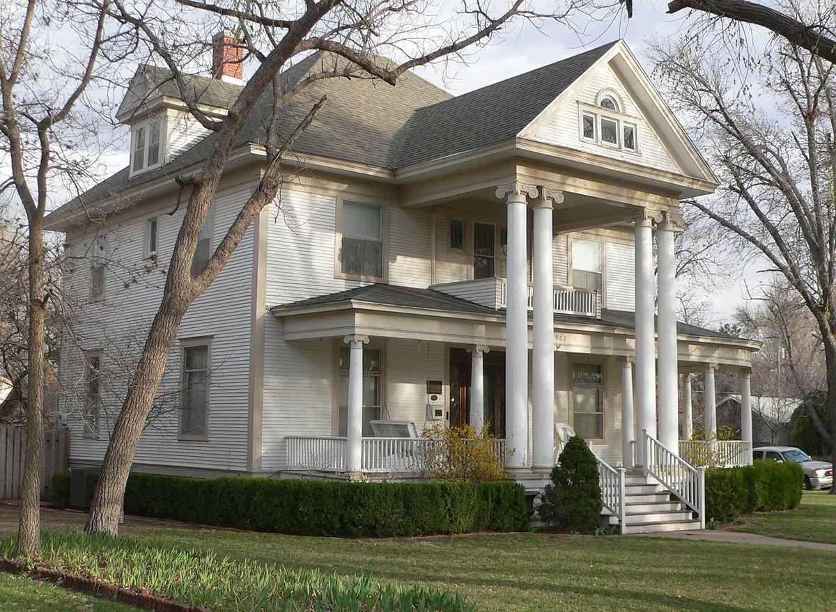 Sen william h thompson house wikipedia for The thompson house