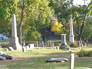 Willow Grove Cemetery, New Brunswick - Image: Willow Grove Cemetery 02