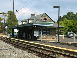 Willow Grove station SEPTA rail station