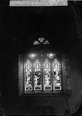 Window, Llangernyw church