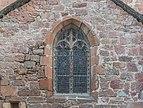 Window of Saint-Martial Church in Marcillac-Vallon 02.jpg