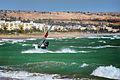 Windsurfing at Almerimar (13869497024).jpg
