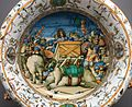 Wine cooler with A Pageant Battle with Elephants MET DP316542.jpg