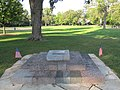 Winnetka Village Green Martin Luther King Jr. Visit Monument.jpg
