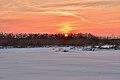 Winter sunset of the Neva Bay.jpg