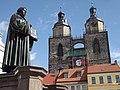 Wittenberg - Martin Luther - geo.hlipp.de - 28191.jpg