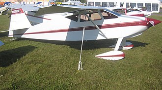Steve Wittman - Wittman Tailwind (W-10) built by Jim Clement
