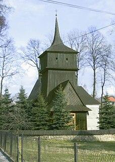 Woźniki, Lesser Poland Voivodeship Village in Lesser Poland Voivodeship, Poland