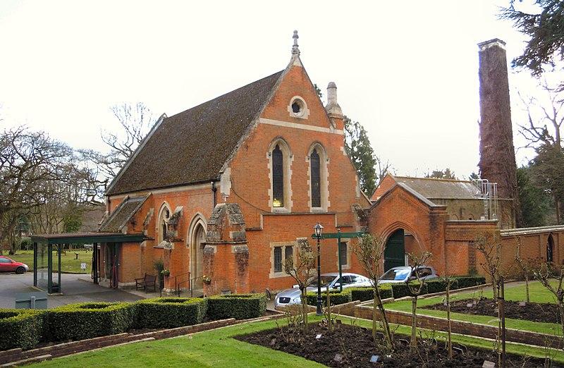 image of crematorium