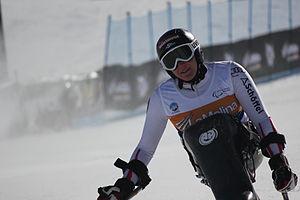 Claudia Lösch - Super G Monoski