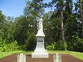 Women's statue, Moores Creek Battlefield IMG 4473.JPG