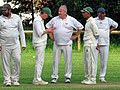 Woodford Green CC v. Hackney Marshes CC at Woodford, East London, England 033.jpg