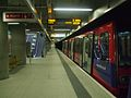 Woolwich Arsenal DLR south platform look east2.JPG