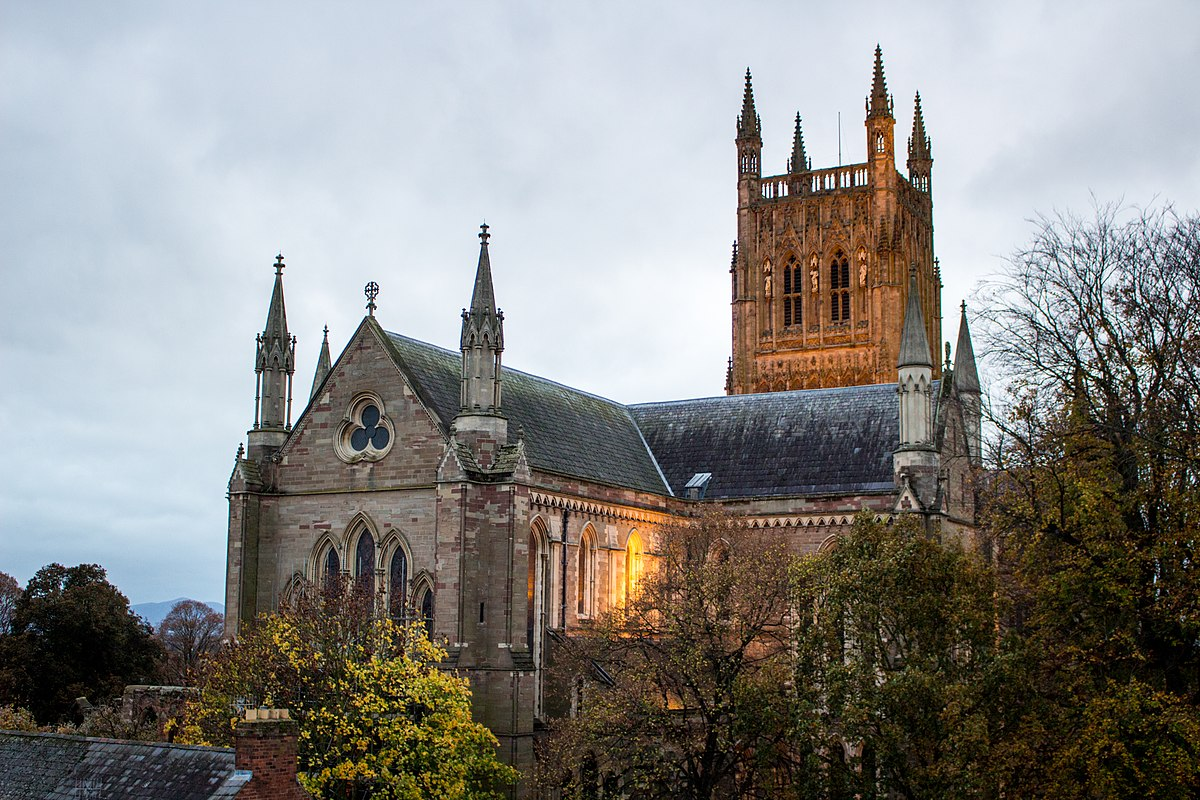 Worcester Cathedral - Wikipedia