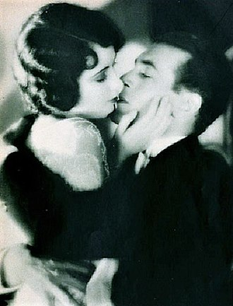 The Legion of the Condemned - Fay Wray and Gary Cooper in The Legion of the Condemned (1928)