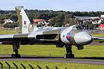 XH558 Avro Vulcan (21348513785).jpg