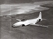 XP-80A Gray Ghost af
