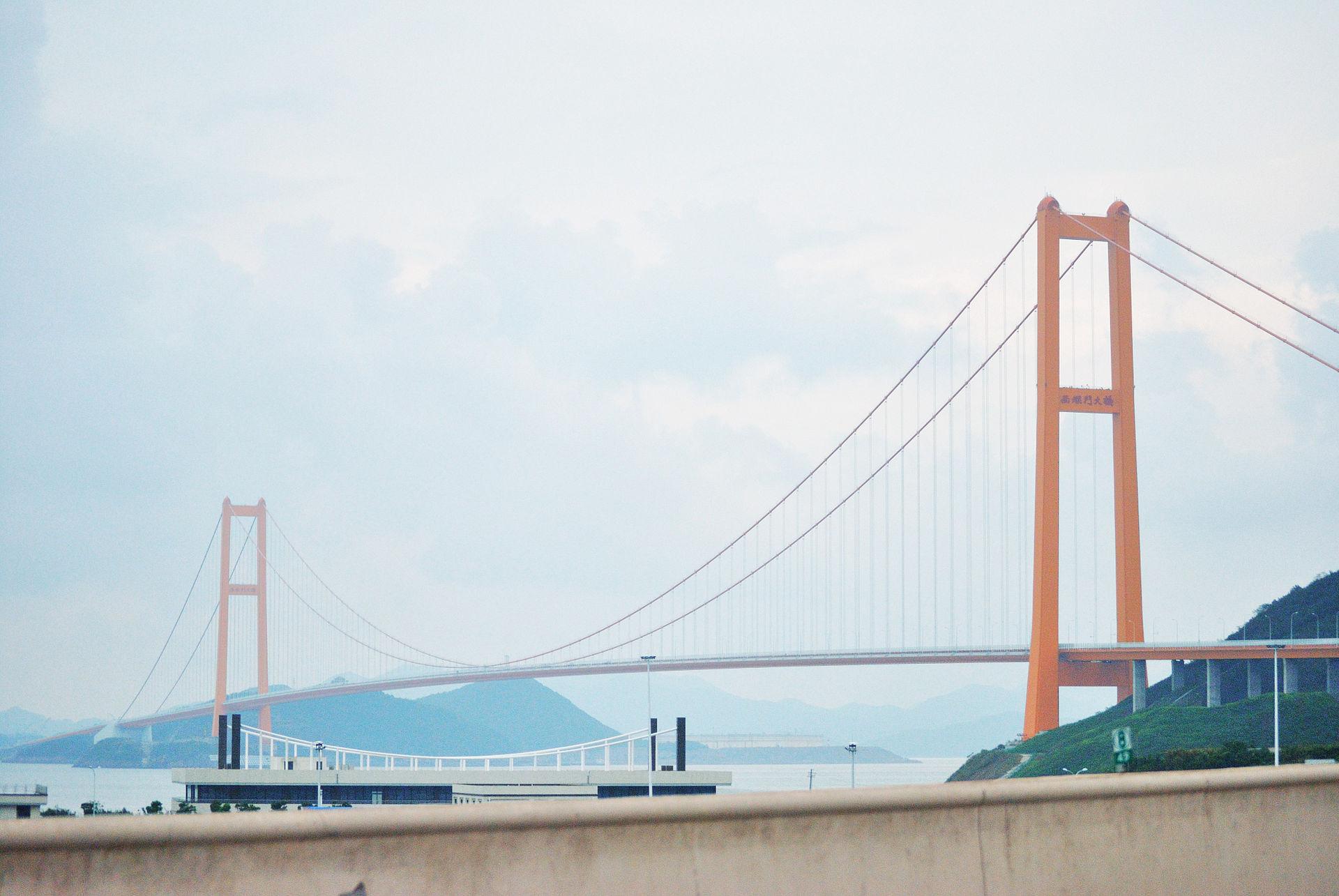 List Of Bridges In Zhejiang Wikipedia