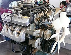 nissan y engine wikipedia Ford Expedition Engine Swap Ford V10 Intake