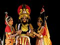 Yakshagana Performance at NINASAM (India Theatre Forum Stuyd Tour May 2013) (8764141598).jpg