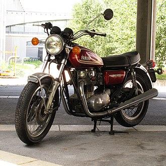 Yamaha XS 650 - Image: Yamaha img 2227