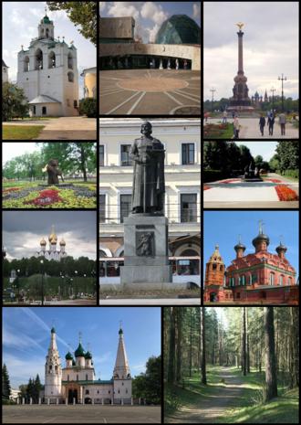 Yaroslavl - Yaroslavl