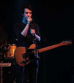 Yoni Bloch Israeli singer