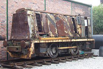 Yorkshire Engine Company - YE 2481 at Kelham Island Museum in 2005