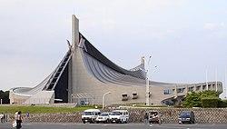 Los Gimnasios Nacionales de las Olimpiadas de Tokio de Kenzo Tange (1961 - 1964)