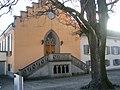 Zürich - Lindenhof - Logengebäude der Freimaurer M.c.L.jpg