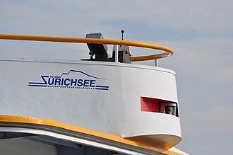 Zürichsee-Schifffahrtsgesellschaft - Image: ZSG Wädenswil Bürkliplatz 2010 09 23 15 41 40
