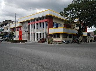 San Marcelino - New San Marcelino Town Hall