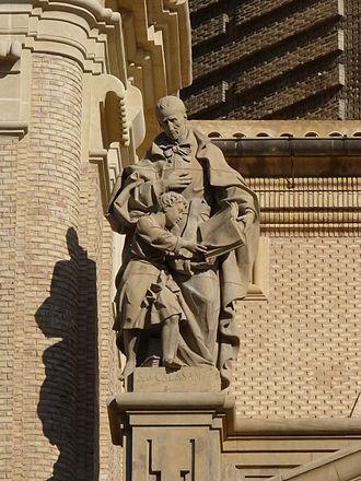 Joseph Calasanz - San José de Calasanz, Zaragoza
