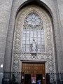 Zaragoza - Iglesia del Rosario de Cristal 1.JPG