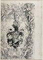 Zentralbibliothek Solothurn - In Kartusche DEO PATRIAE ET AMICIS in Rahmen SACRA IOVI SERVAT CIVEIS DITATQ PENATES Iin Kartusche HANS IACOB VOM STAAL - aa0344.tif